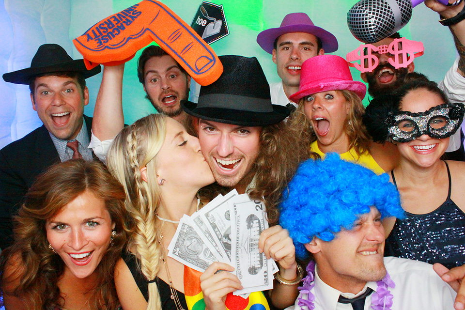 Radiant Photo Booth Rental Syracuse NY- AlterImage Photography